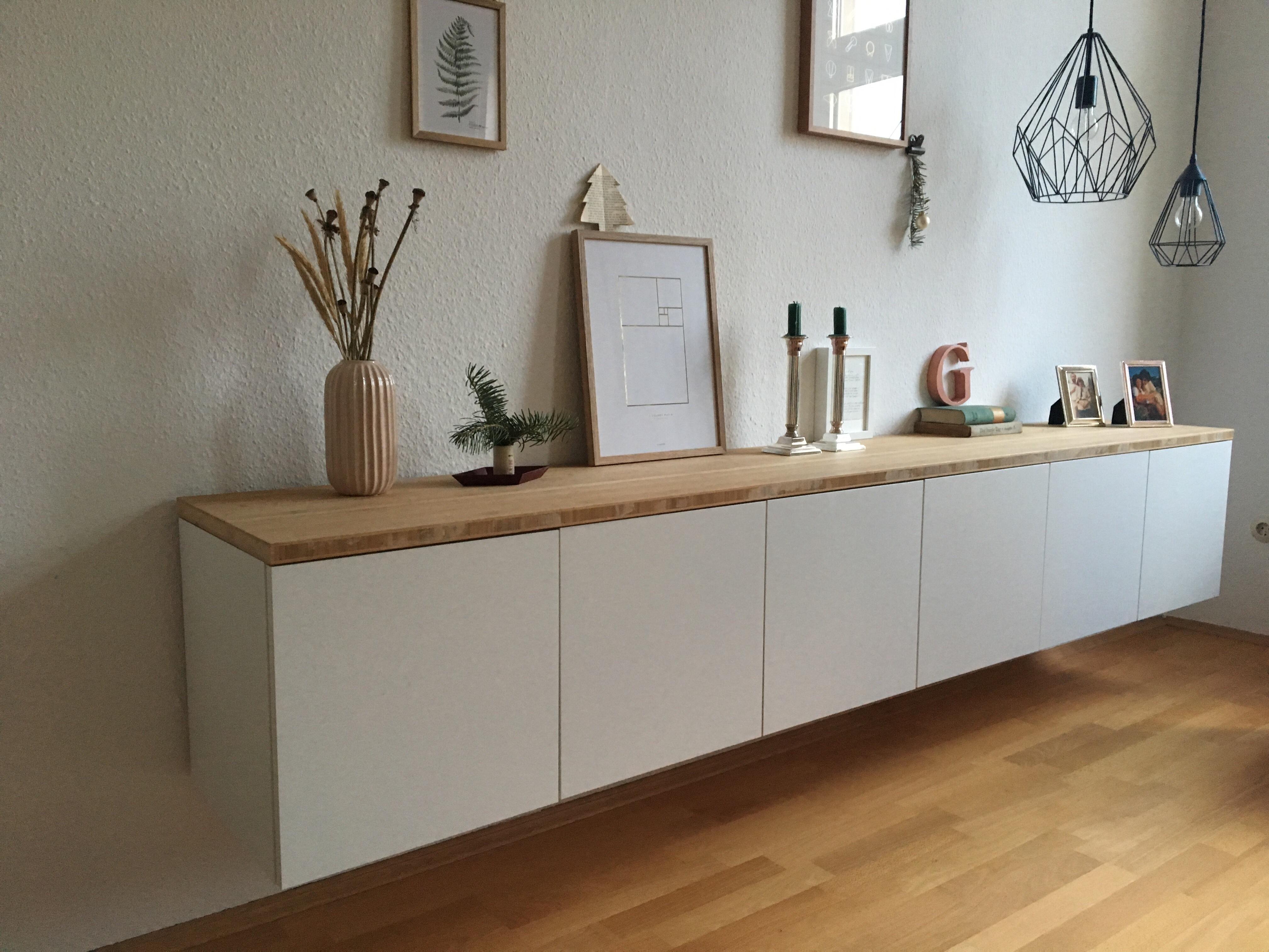 neues sideboard im wohnzimmer frau liebchen. Black Bedroom Furniture Sets. Home Design Ideas