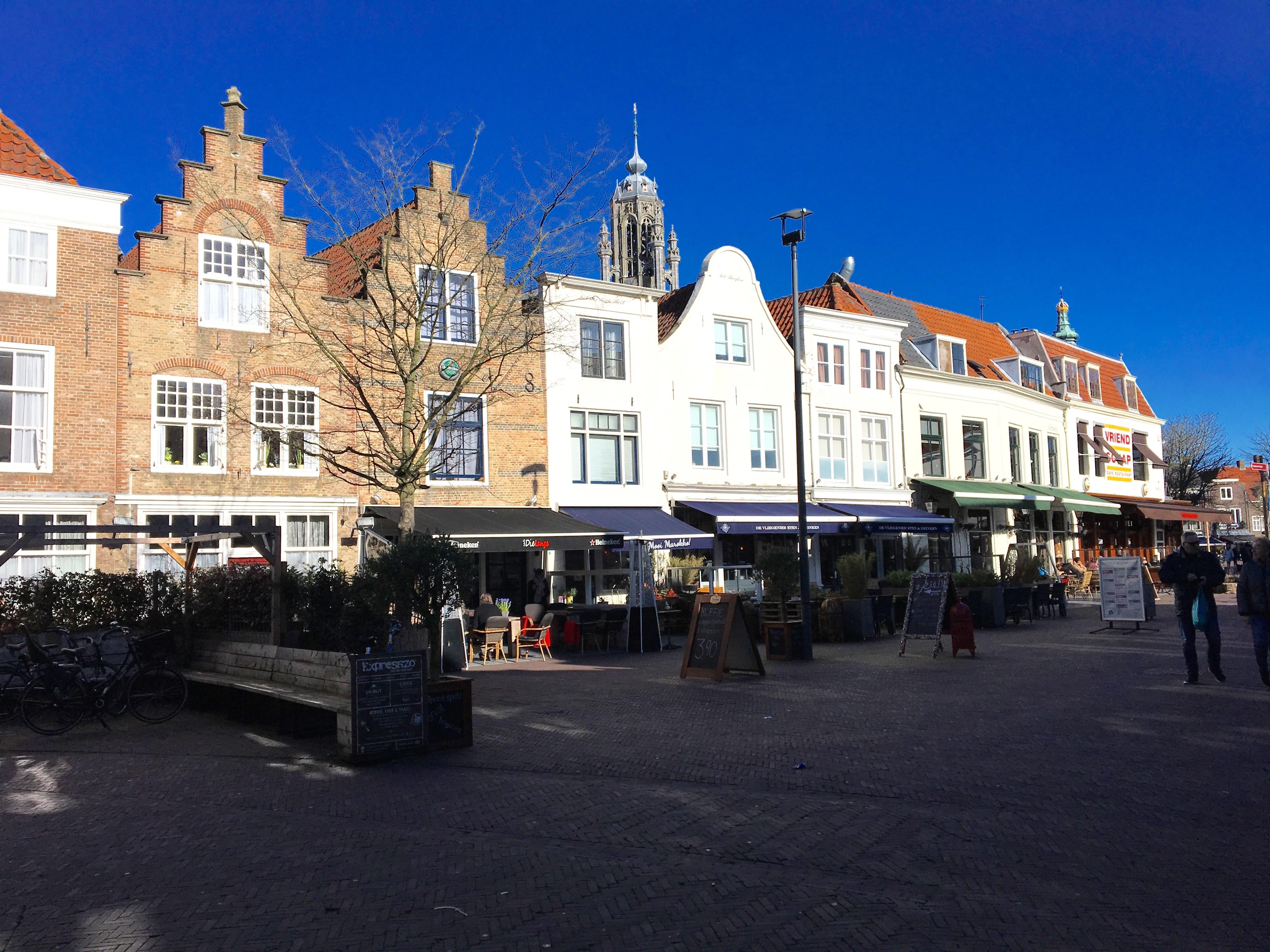 Stadtbummel in Middelburg – Frau Liebchen